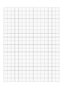 10 Square Per Inch Graph Paper pdf