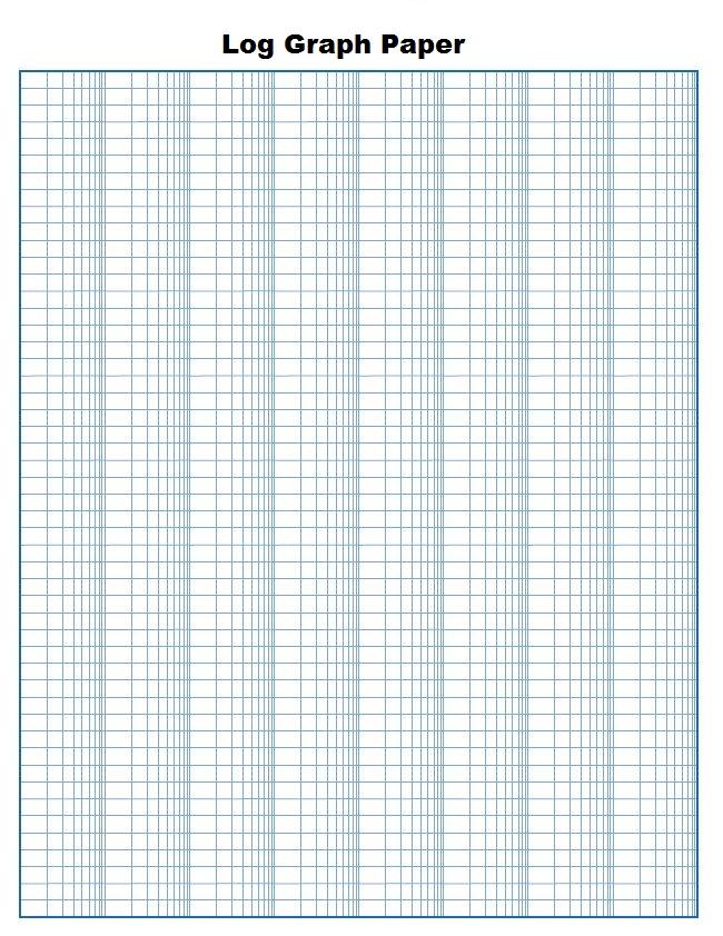 Log Graph Paper