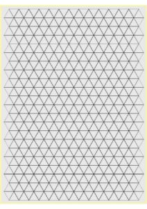 Equilateral Triangle Graph Paper pdf