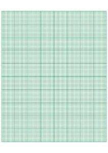 10 Squares Per Inch Graph Paper pdf