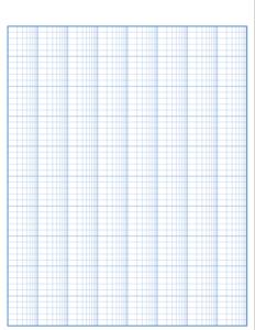 4 Cycle Semi Log Graph Paper