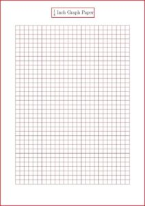 1 4 Inch Graph Paper 1 pdf