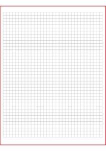1 4 Inch Graph Paper Template pdf