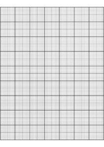 A3 Graph Paper Template pdf