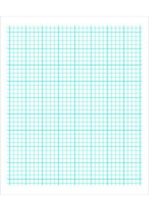 A4 Grid Paper Printable pdf