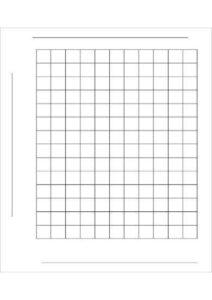 Bar Graph Paper Printable pdf