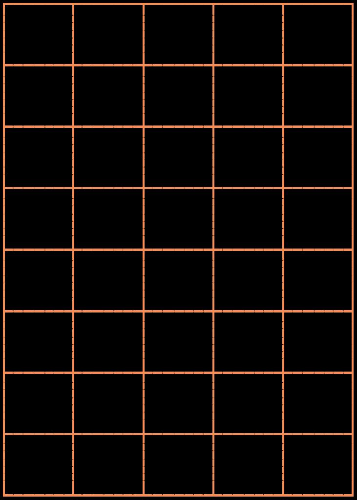 Crochet Graph Paper