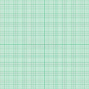 Green Graph Paper Template