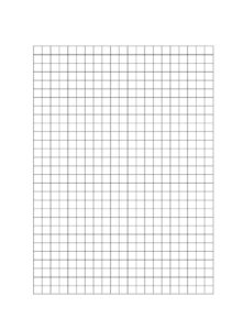 Grid A4 Paper 5mm pdf