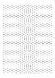 Hexagon Graph Paper PDF pdf