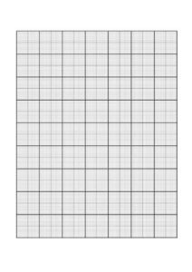 How To Make a Square Grid in Excel pdf