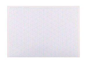 Isometric Graph Paper A3 pdf