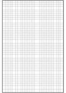 Knitting Graph Paper PDF pdf