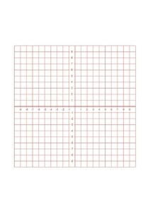 Numbered Graph Paper pdf