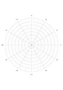 Polar Graph Paper Radians pdf