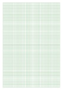 Printable Green Graph Paper pdf