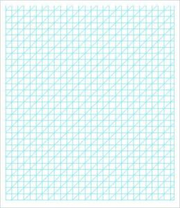 Printable Seed Bead Graph Paper
