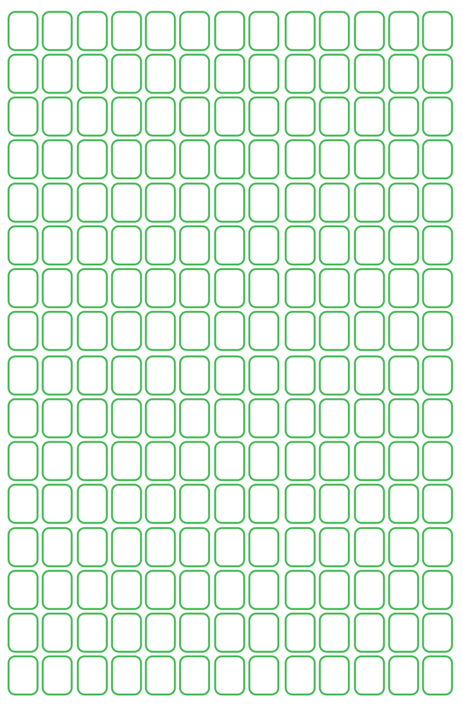 Seed Bead Graph Paper Template