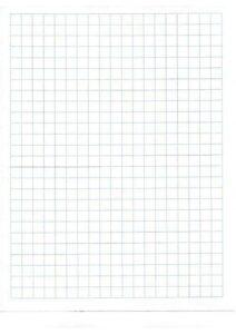 Transparent Graph Paper Printable pdf