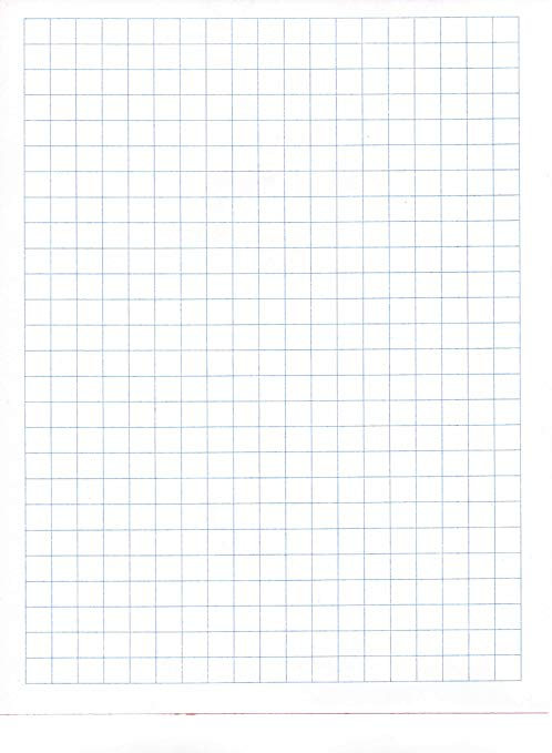 Transparent Graph Paper Printable