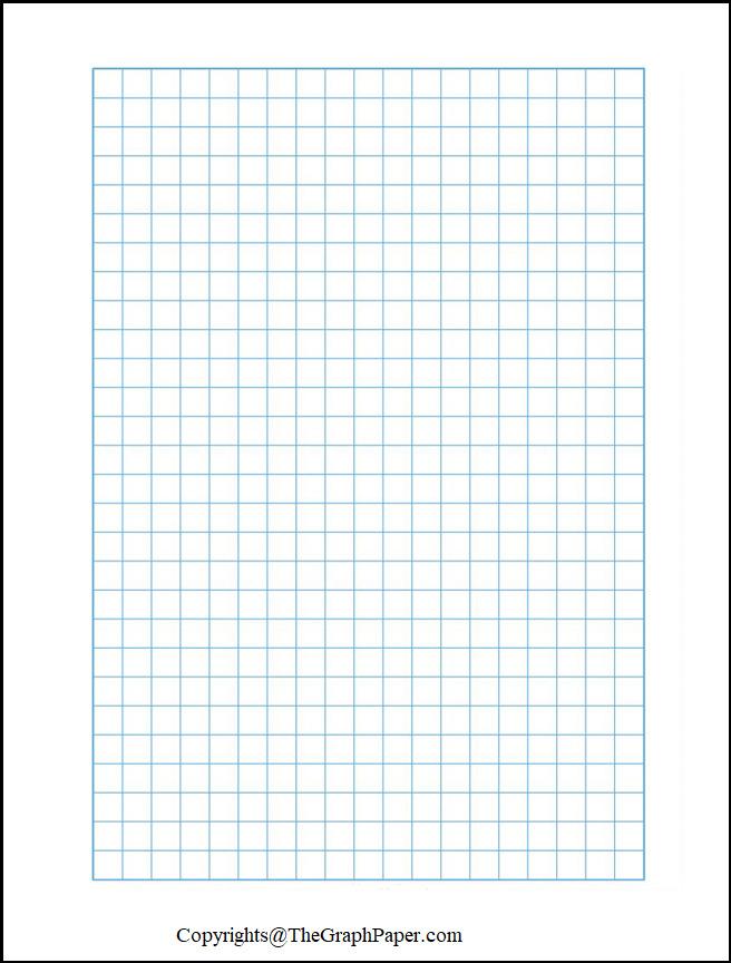 Virtual Graph Paper Drawing