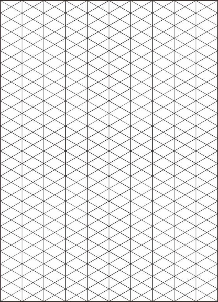 3D Graph Paper PDF