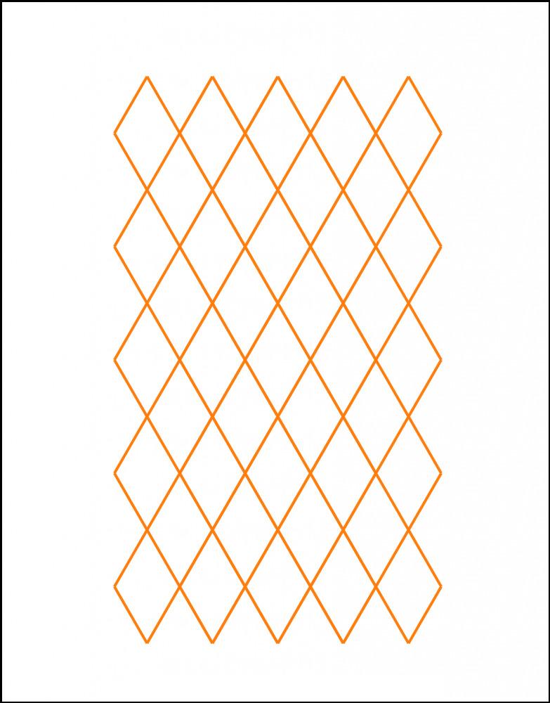 Diamond Graph Paper