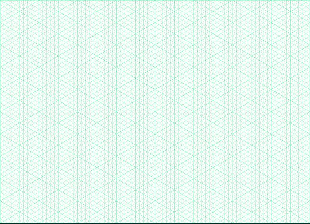 Isometric Graph Paper PDF